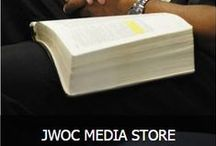 JWOC Media Store / Browse the teachings showcased in the JWOC Media Store.