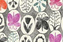 Vzory, látky, dekoračný dizajn
