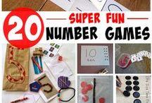 Number Sense/Number Concepts
