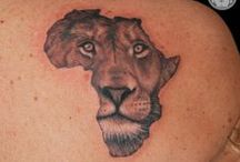 African Tattoos / Ever consider an African inspired tattoo? Find your ink idea here.