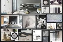 Interior Design Concept Boards