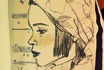 draw & doodle / 그림, 그리고 낙서