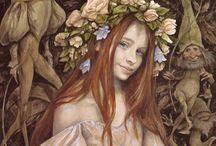 Fairies / Fairy art