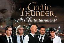Celtic Thunder / by JayAnna L. (LittleMissSunShine)