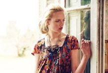 Clothing / Casual, boho and rustic women's wear, made of natural materials.