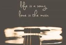 Lyrical Movement. / The truth hides behind the melody of my favorite songs.......Music makes life bearable. ....Listen, feel, ..........smile. .. / by Autumn Star