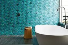 Colour Inspiration | Tile Depot / Tile Inspiration - Colour - Bold, beautiful and bursting with character