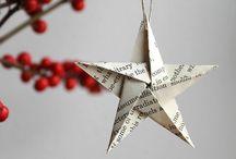 { Weihnachten } / dekoration DIY Wohnen Weihnachten christmas Heim & Liebe