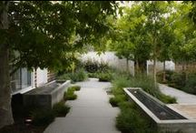Gardens - Residential / Inspiring pictures/idea's that i could use while designing! / by Lesley Thoen