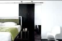 Modern Bedroom / Modern bedroom interior design, architecture and decor.