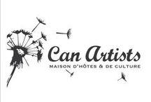 Can artists La Loge / Chambres d'hôtes en cœur de ville de Perpignan