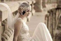 Veils / Beautiful wedding veils and headdresses