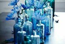 je vois la vie en bleu