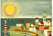 illustration cities