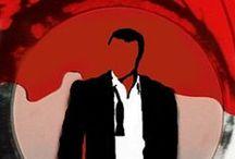 James  Bond / by Hans Adving