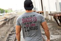 Men's Fitness Clothes / Muscle Club Apparel, the hottest name in fitness!
