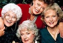 THE   GOLDEN GIRLS / by Crystal Terry