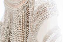 Colour Palette: White / Subtle variations of white