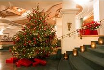 It's beginning to look a lot like Christmas / Christmas is near and our amazing gardener and florists have decorated the hotel to spread the special atmosphere of Christmas season. They do a great job every year and we would like to share this year's decoration with you. Merry Christmas time!