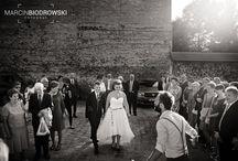 Śluby w cz-b / weddings in b&w / Czarno-białe zdjęcia ślubne  Black and white wedding photos