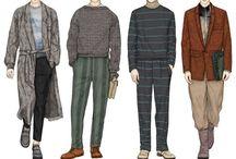 Fashion ilustration