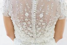 Details - backs of beautiful wedding dresses