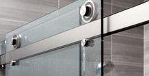 Tips for Designing a Premium Shower / Inspiration for creating a premium shower.