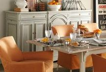 Dining Rooms- Dine in style