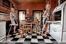Pin Up Photography by Jason Lanier