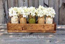 craft ideas! / by Tasha Wise