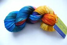 Yarns :) / by Impeccable Knits