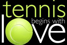 Tennis!!! / by Cara Rickert