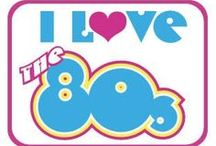Totally 80's / by Pop Star Novelty Russ Crowley IV
