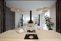 Japanese Inspired Homes / A collection of japanese-inspired home. #japanese #japaneseinspired #ideas