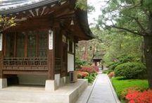 korean inspired homes