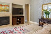 Fireplaces / A collection of fireplaces #fireplaces #ideas