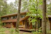 New Hampshire Homes / A collection of newhampshire homes #newhampshirehomes #architecture #ideas