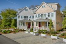 Massachusetts Homes / A collection of Massachusetts homes #massachusettshomes #ideas
