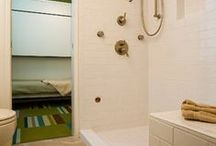 Showers / A collection of showers #showers #interior #ideas
