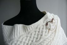 Shawl Pins / Those wonderful shiny accessories that make a shawl even more special. / by Impeccable Knits