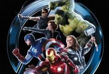 The Avengers / by Pop Star Novelty Russ Crowley IV