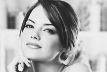 Emma Stone / Actress / by Pop Star Novelty Russ Crowley IV