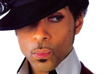 Prince / Musician/vocalist/songwriter / by Pop Star Novelty Russ Crowley IV