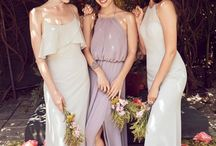 Bridesmaids / Bridesmaids!!