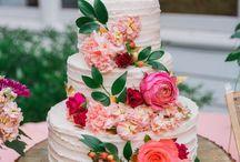 Wedding cakes / Wedding cakes!
