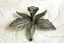 Orchid Jewellery / Wonderful Orchid Jewellery