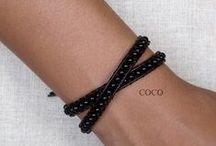 #Coco Wrap Bracelet