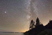 Milky Way / The inspiration of the Milky Way and Orions Belt