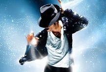Michael Jackson / by Pop Star Novelty Russ Crowley IV