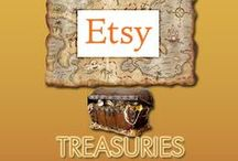 <3 Etsy Treasuries Etsy Group Board / Etsy treasury group board. Promote your treasuries here! If you love treasuries, you are going to love this board! Yes, please feel free to add your friends who also love to promote their Etsy treasuries. Remember, this board is for treasuries only - thanks!